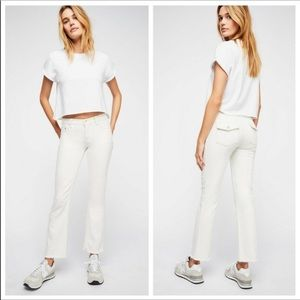 Free People We The Free- Austen Straight Leg jeans